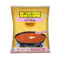 Mother's Recipe RTC Pav Bhaji (No Onion No Garlic)