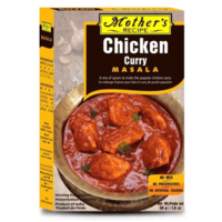 Mother's Recipe Chicken Curry Masala