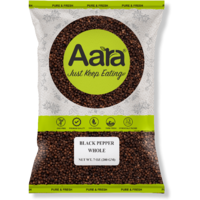 Aara Black Pepper Whole - 3.5 oz