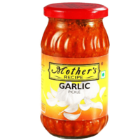 Mother's Recipe Garlic Pickle (S.I.S.) - 300 gm