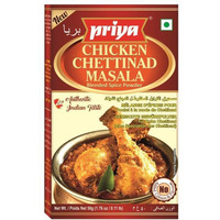 Priya  Chicken Chettinad Masala