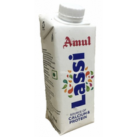 Amul Regular Lassi - 1 L