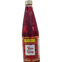 Mother's Rose Syrup 715ml