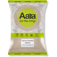 Aara Coconut Powder Medium - 28 oz