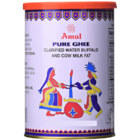 Amul Ghee (Pure Cow Ghee) Export Pack - 1 L