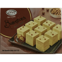 GRB  Butterscotch Soan Papdi - 500 gm
