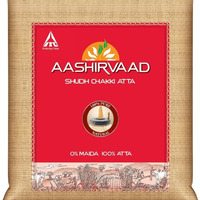 Aashirvaad Whole Wheat Atta - 10Kg