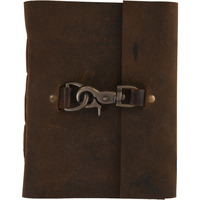 Leather With Lock Handmade Journal Diary Notebook Christmas Gifts