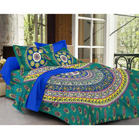 Indian Bohemian Bed  ...