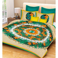 Indian Throw Bed Cov ...