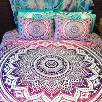 Indian Mandala Duvet ...