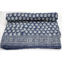 Indiann Kantha Bed C ...