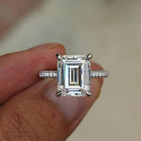 Women 3.44 ct Diamon ...