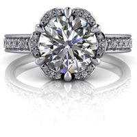 Women 1.90 ct Diamon ...