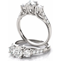 Women 2.10 ct Diamon ...