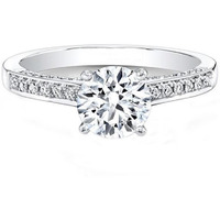 Women 0.74 ct Diamon ...