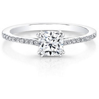 Women 0.69 ct Diamon ...