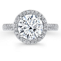 Women 1.07 ct Diamon ...
