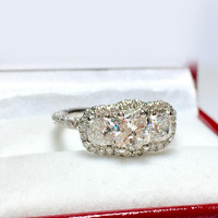 Women 3.95 ct Diamon ...
