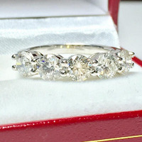 Women 2.54 ct Diamon ...