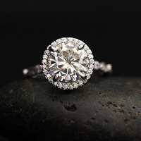 Women 2.80 ct Diamon ...