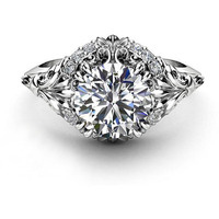 Women 2.25 ct Diamon ...