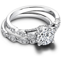 Women 1.30 ct Diamon ...