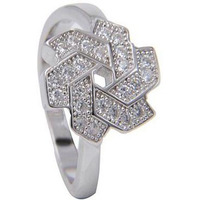 Geometric Shape Ring ...