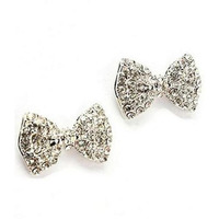 925 Sterling Silver Plated Earring Set