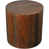 Reclaimed Wood Round ...
