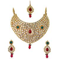 Indian Kundan look f ...