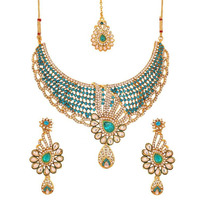 Indian Kundan look m ...