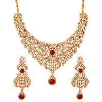 Indian filigree whit ...
