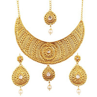 Indian Kundan look   ...