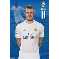 Real Madrid C.F. Large Poster Bale 40