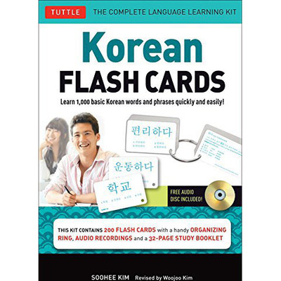 Bx-Korean Flash Card ...