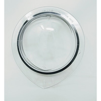Preethi Blue Leaf Platinium Jar Lid With Gasket 1.7L