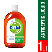 Dettol Original First Aid Antiseptic Liquid - 1000 Ml