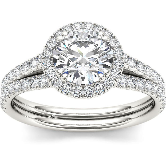 A 2.90 Carat Cz 925 Silver Solitaire Ring