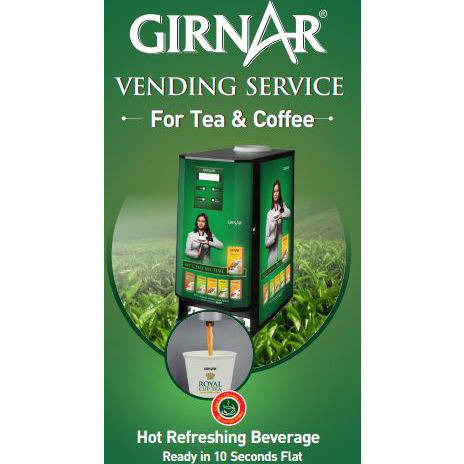 Buy Online Girnar Tea And Coffee Vending Machine - Zifiti ...