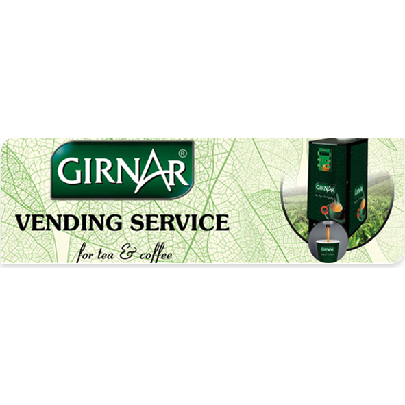 Girnar Tea And Coffee Vending Machine Free Shipping