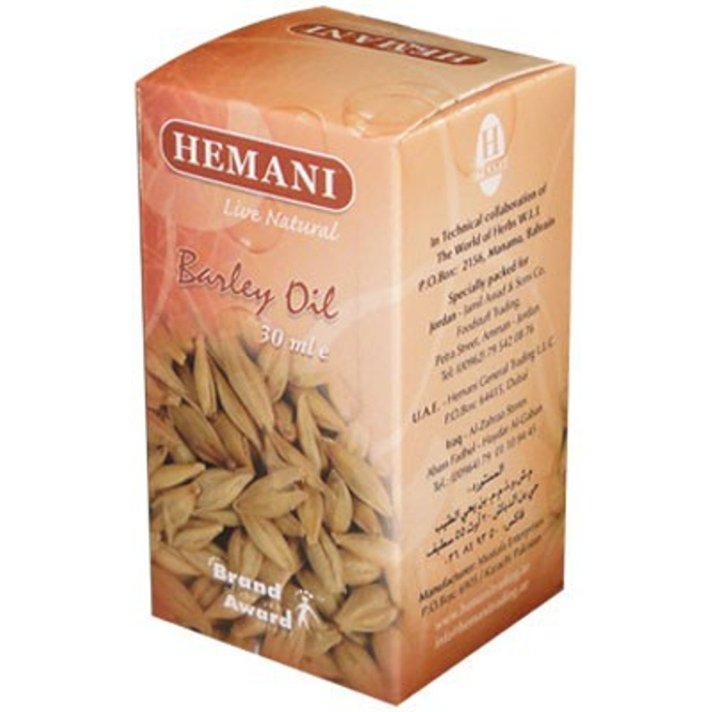 Hemani - Barely Oil Free Shipping