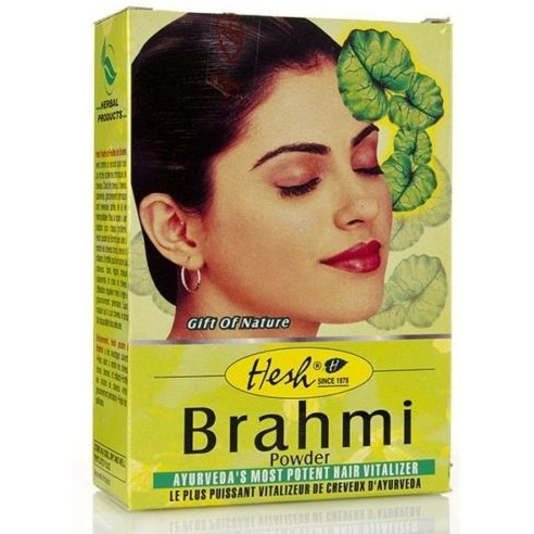 Hesh Brahmi 100gm Herbal Brahmi Powder Bacopa Free Shipping