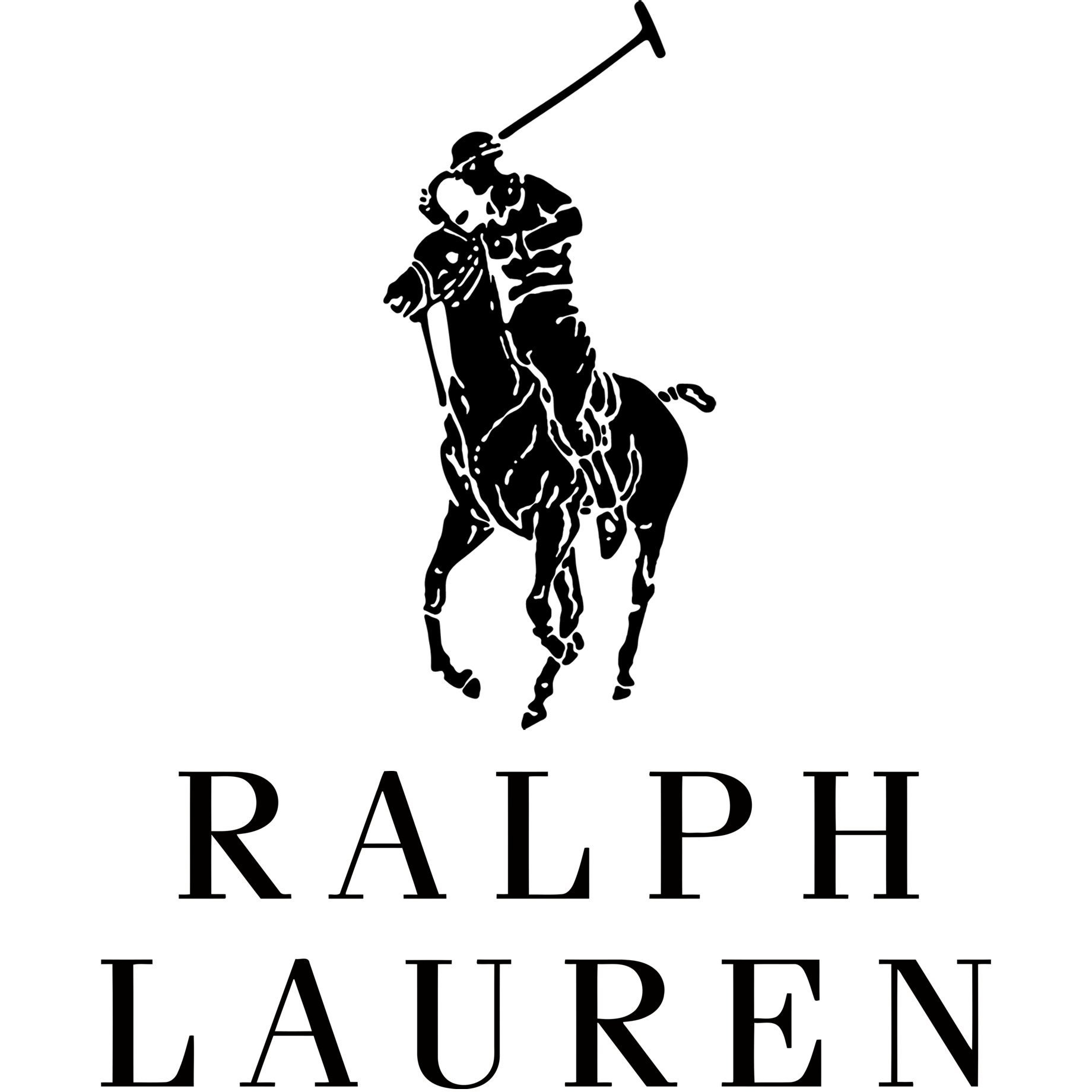 Ralph Lauren Polo Charcoal Quarter-Zip Pullover Full Sleeves - Large
