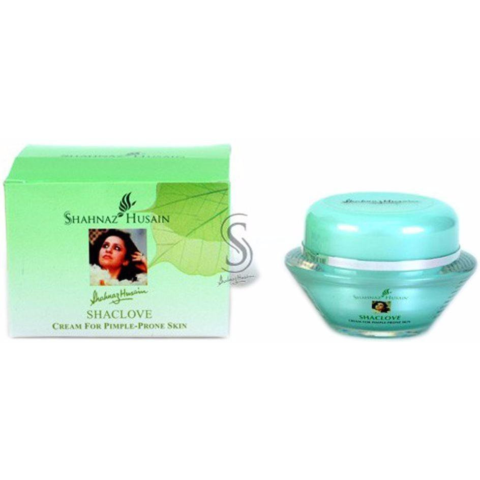 Shahnaz Husain Shaclove Cream For Pimple-Prone Skin - 25GM (Size:PACK OF 01)