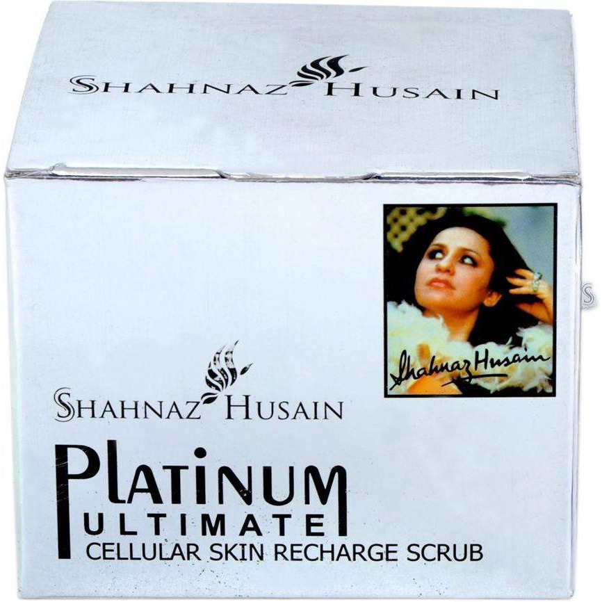 Shahnaz Husain Cellular Skin Recharge Scrub 40GM (Size:PACK OF 15)