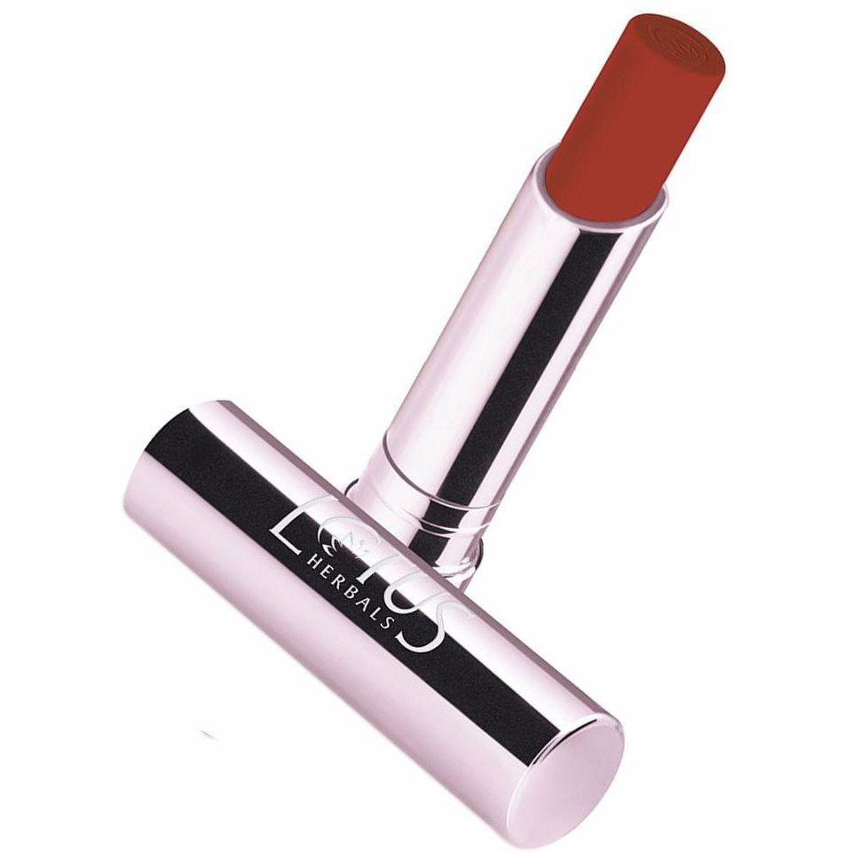 Lotus Herbals Ecostay Lip Colour - Coral Ice - 4.2 Gms (Size:PACK OF 05)