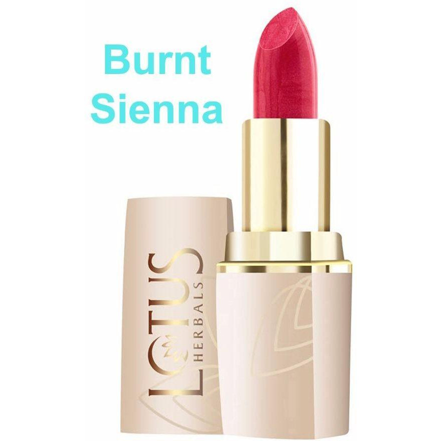Lotus Herbals Pure Colors Lip Color For Women (All Skin Types) - Burnt Siena-660 ??? 4.2 Gms (Size:PACK OF 15)