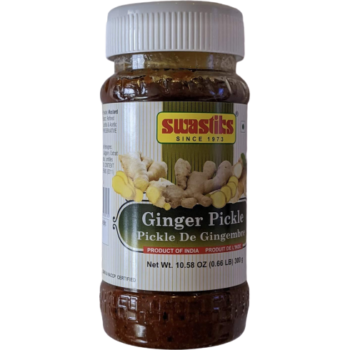 Ginger Pickle (Pack of 6) - 300 Gm Each