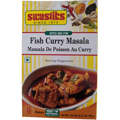 Fish Curry Masala (Pack of 2) - 100 Gm Each